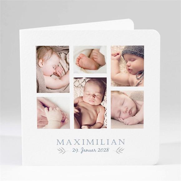 Geburtskarte Meine erste Fotostory réf.N451121