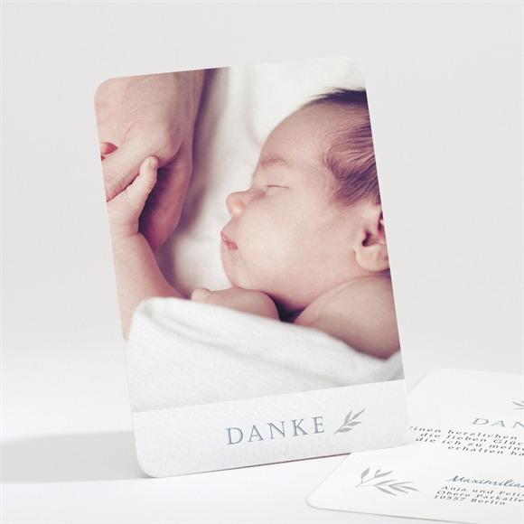 Danksagungskarte Geburt Meine erste Fotostory réf.N211171