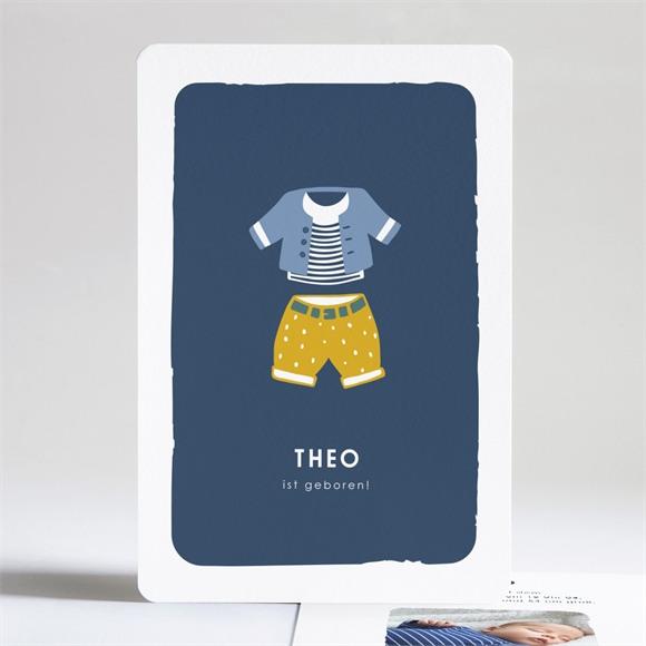Geburtskarte My little Sailor réf.N241183