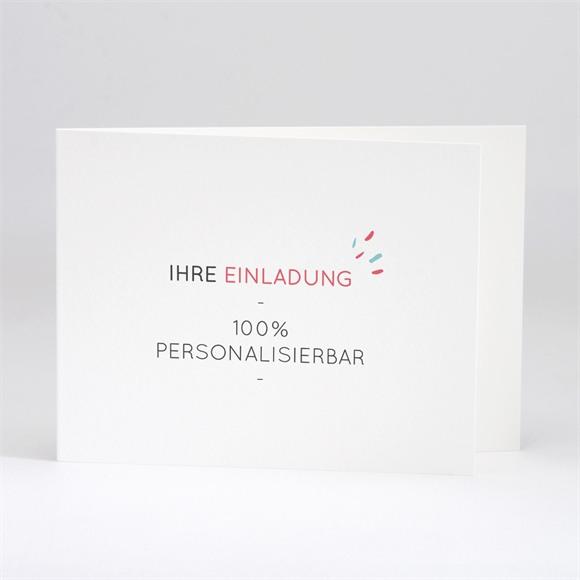 Einladungskarte Hochzeit T.-Nr. N51110 réf.N51110
