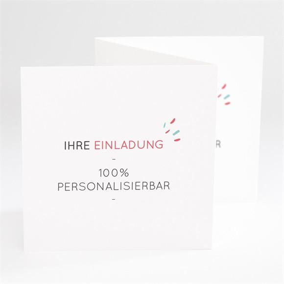 Einladungskarte Hochzeit T.-Nr. N81002 réf.N81002