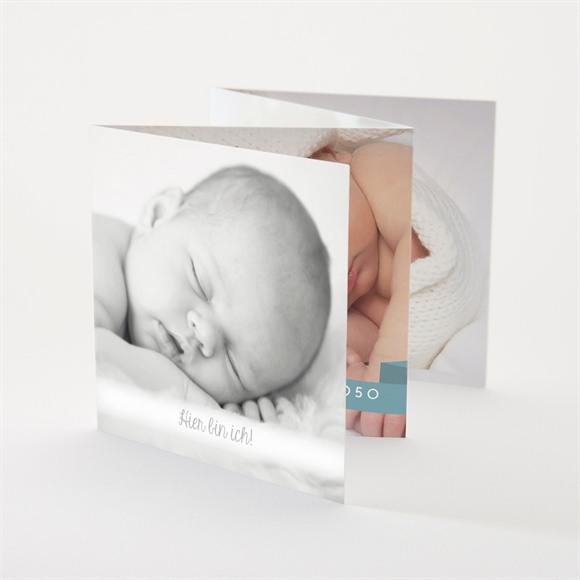 Geburtskarte Eine kleine Überraschung réf.N83107