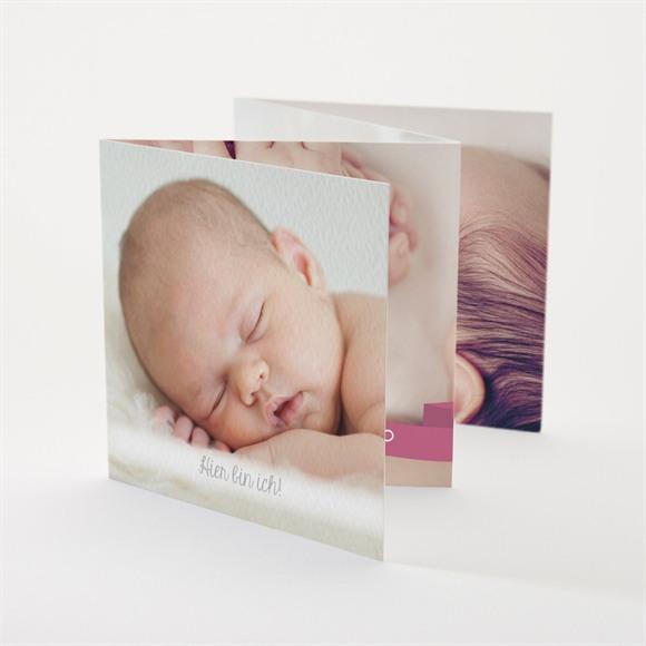 Geburtskarte Die schönste Überraschung réf.N83108