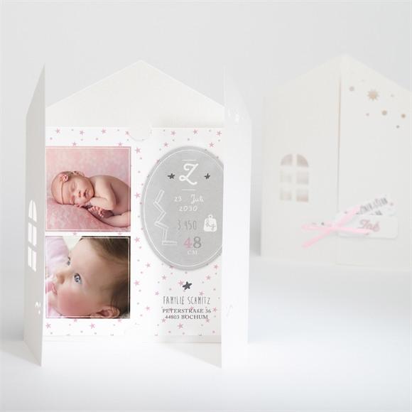 Geburtskarte Eine ganze Welt der Süße réf.N91032
