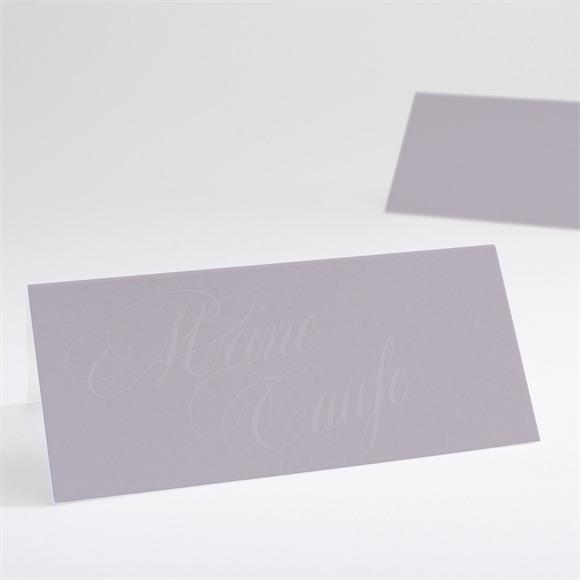 Tischkarte Taufe Klassik réf.N440587
