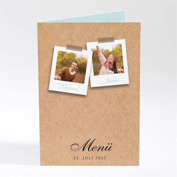 Menü Hochzeit Fotoalbum réf.N401777