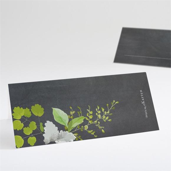 Tischkarte Hochzeit Frühlingstafel réf.N440653