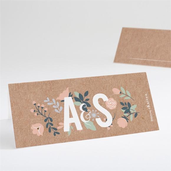 Tischkarte Hochzeit Scheunenhochzeit réf.N440660