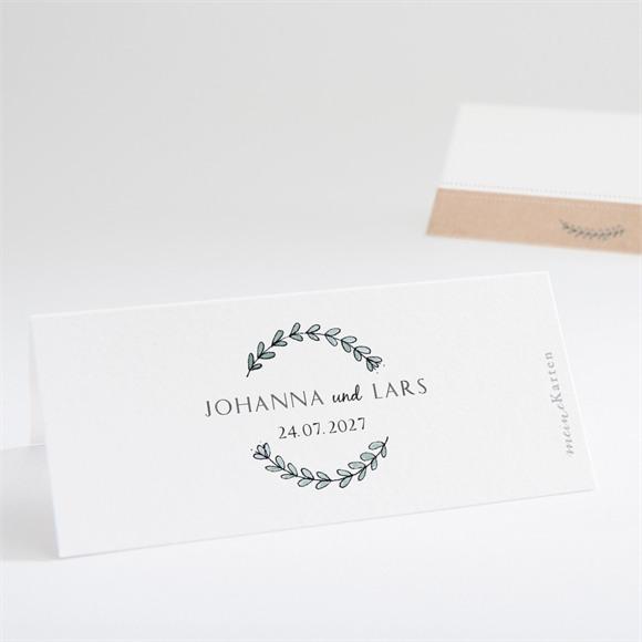 Tischkarte Hochzeit Perfekt geplant réf.N440670