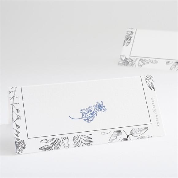 Tischkarte Hochzeit Herbarium réf.N440671