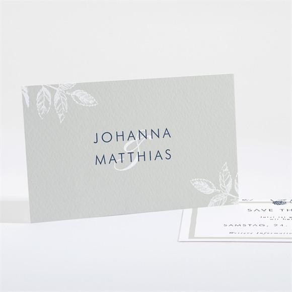Save the Date Hochzeit Blühender Zweig réf.N16117