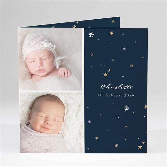 Geburtskarte Unter den Sternen réf.N451122