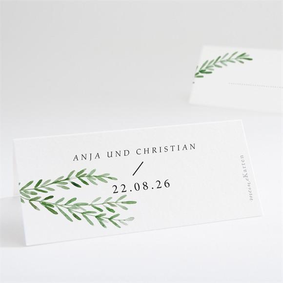 Tischkarte Hochzeit T.-Nr. N440719 réf.N440719