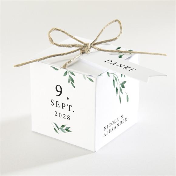 Hochzeitsmandel Schachtel