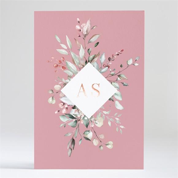 Einladungskarte Hochzeit Barock réf.N241160