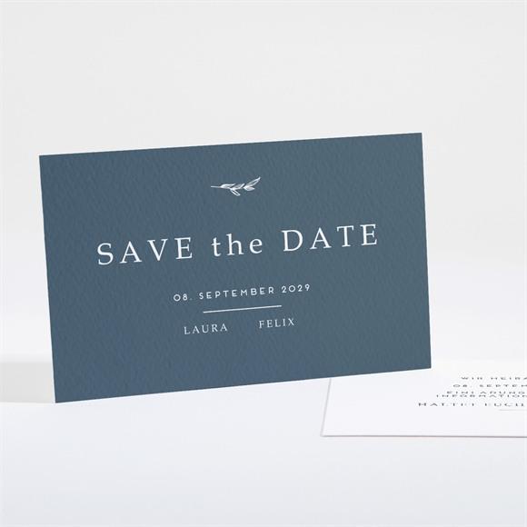 Save the Date Hochzeit Goldkranz réf.N16156