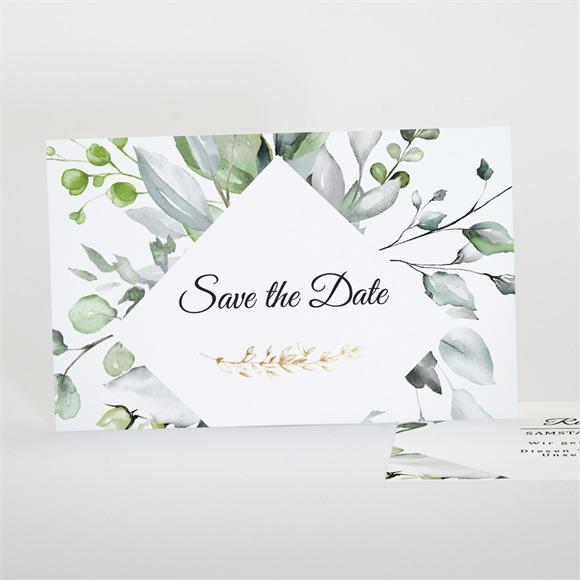 Save the Date Hochzeit Explosion réf.N17117