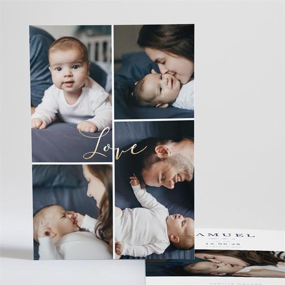 Geburtskarte Love réf.N241190