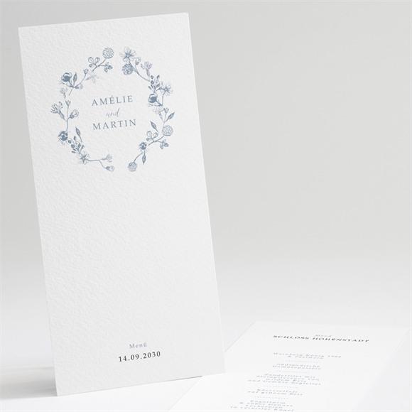 Menü Hochzeit Blumengesteck réf.N221107