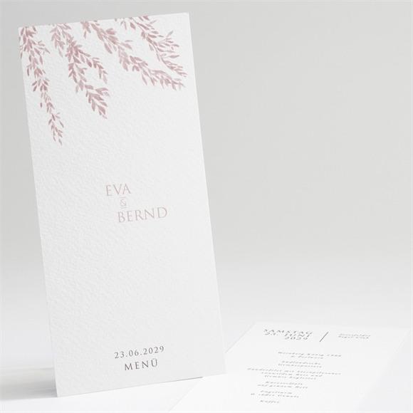 Menü Hochzeit Goldene Weide réf.N221100