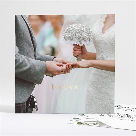 Danksagungskarte Hochzeit Explosion réf.N35141