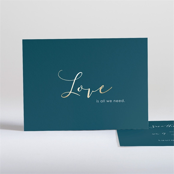 Save the Date Hochzeit Love is all réf.N18131