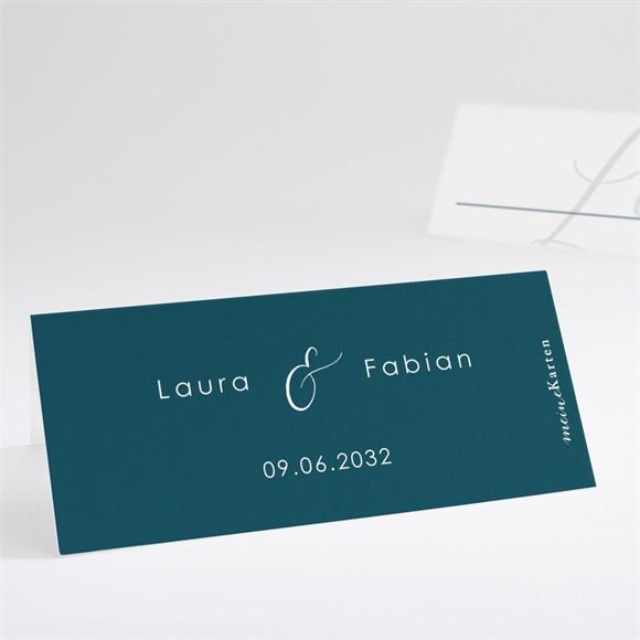 Tischkarte Hochzeit Love is all réf.N440751
