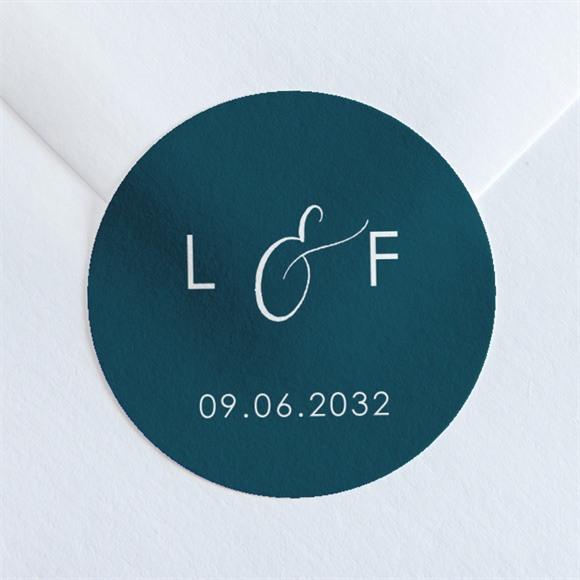 Aufkleber Hochzeit Love is all réf.N36055