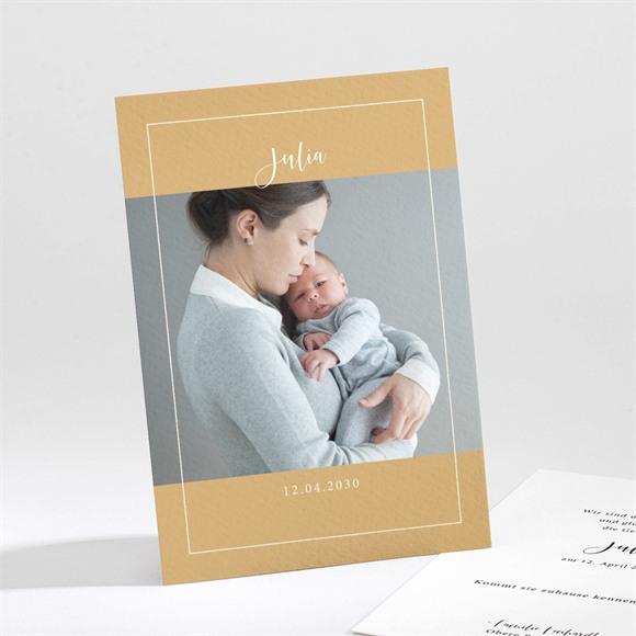 Geburtskarte Zärtlichkeit réf.N211278
