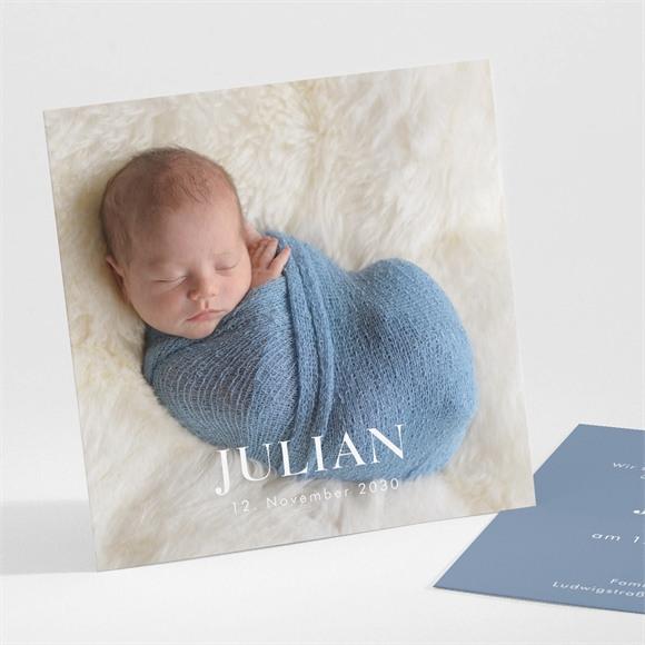 Geburtskarte Kokon réf.N301157