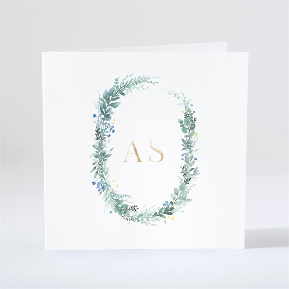 Einladungskarte Hochzeit Das Absolute réf.N46147