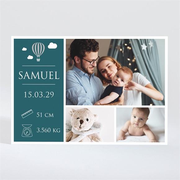 Geburtskarte Meine hübschen Ikonen réf.N11025