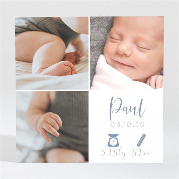 Geburtskarte Ziemlich kleine Details réf.N3001645