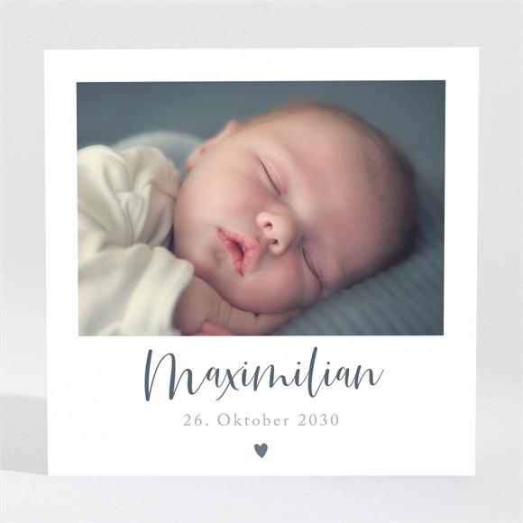 Geburtskarte Kleiner Herzmagnet réf.N3001646