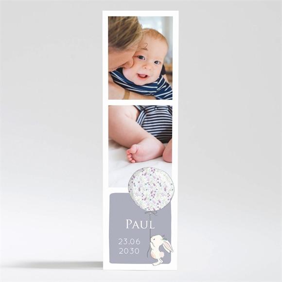 Geburtskarte Magnetkarte Fotoautomat 1 réf.N200340