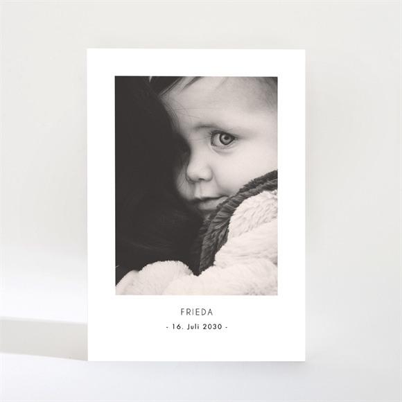 Geburtskarte Portrait réf.N21038