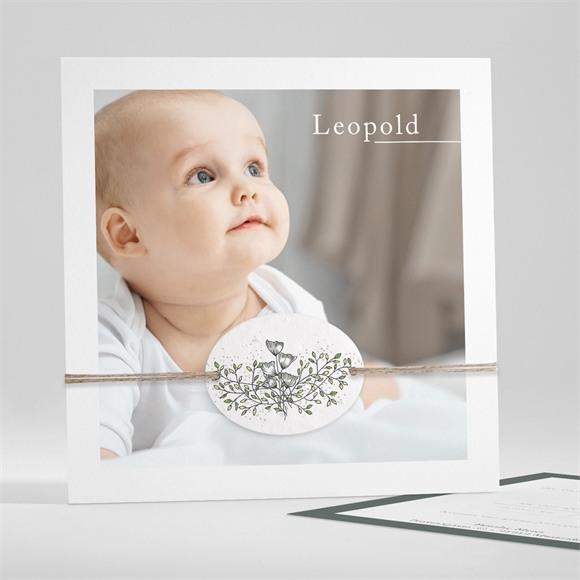 Geburtskarte Ich will wachsen réf.N351153