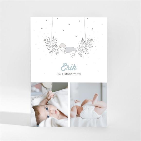 Geburtskarte Schöne Träume réf.N21075