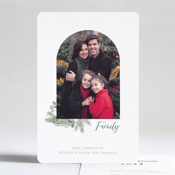 Carte de voeux Joie Amour et Réussite réf.N24163