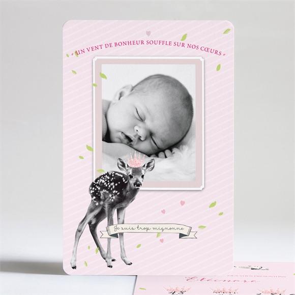 Faire-part naissance Joli Faon réf.N24180