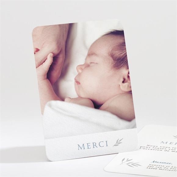 Remerciement naissance Le voici! réf.N211171