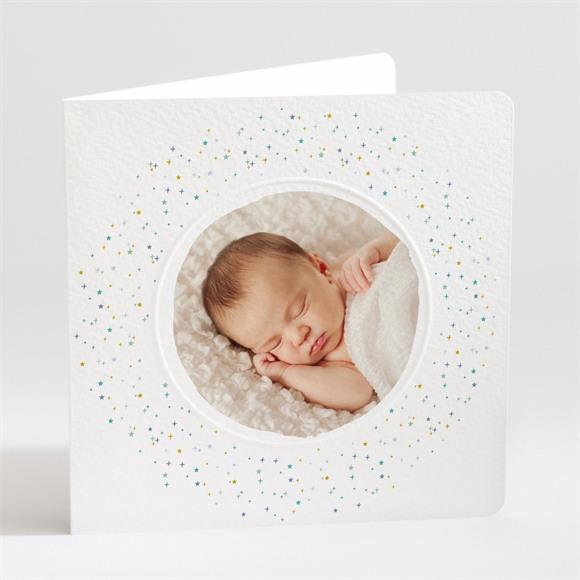 Faire-part naissance Jolie constellation réf.N35101