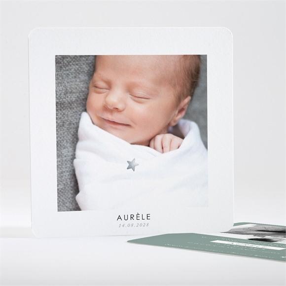 Faire-part naissance Signature réf.N35108