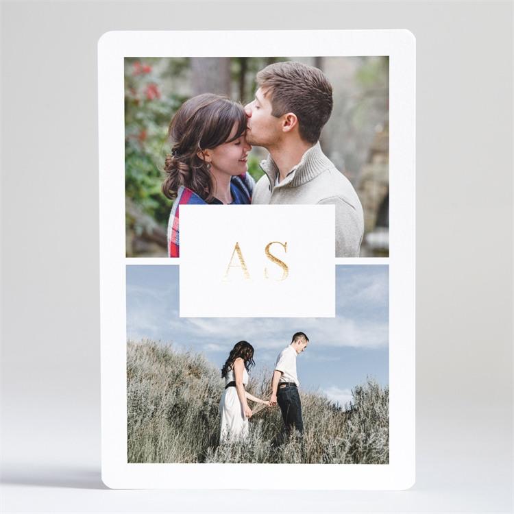 Faire-part mariage Que je t'aime réf.N241157