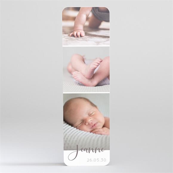 Faire-part naissance Petit Photomaton magnet réf.N200335