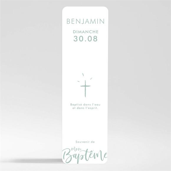 Signet baptême Jeu de mots - S. Magnet réf.N200368