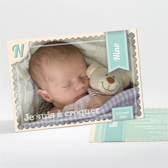 Faire-part naissance réf. N11110 réf.N11110