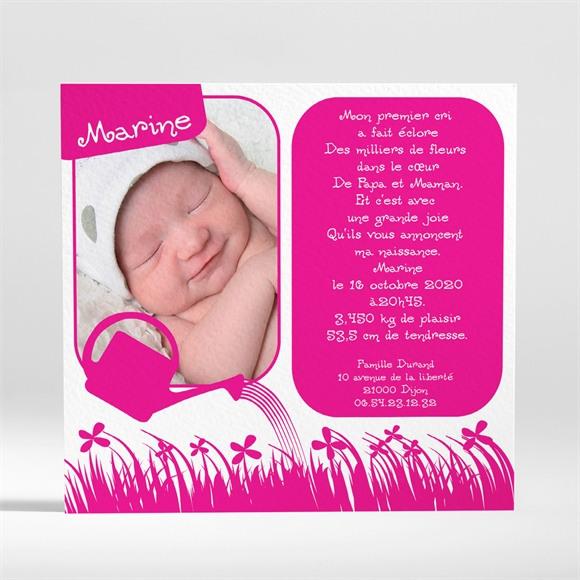 Faire-part naissance réf. N31005 réf.N31005