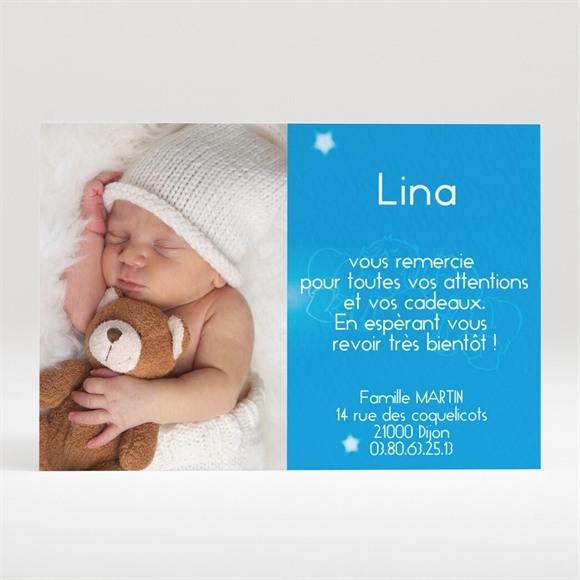Remerciement naissance réf. N12021 réf.N12021