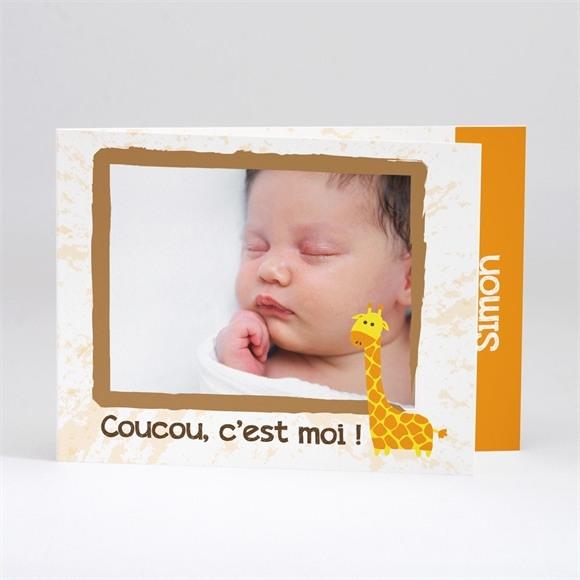 Faire-part naissance réf. N51106 réf.N51106